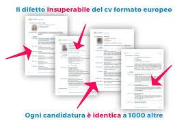 Scarica e compila i modelli con esempi di curriculum vitae. Curriculum Vitae Europeo 2021 Download Gratuito Curriculum Vincente