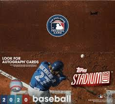 Group break checklist's extensive database features product details, set checklists & cheat sheets, release dates along with the manufacturer checklists of the latest nfl sports cards and more! 2020 Topps Stadium Club Baseball