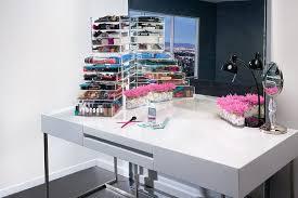 Acrylic Makeup Organizer Large