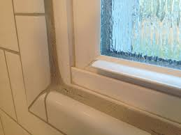 caulk or grout around tub 3 more ed grout around the window in for sizing 1469