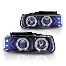 The WinJet Pair Headlights fit the 2000 Chevy Silverado. Get ...