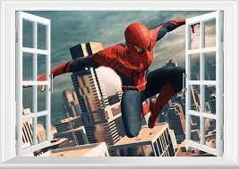 46 spiderman wallpaper for kids room