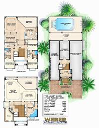 small beach house plans lovely story lot elegant plan narrow elevated design bungalow floor stilts piling home single coastal free description southern