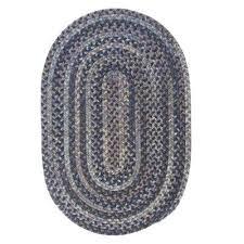 braided rug wool oval braided area rug restoration hardware chunky braided wool rug marled