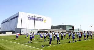 Ticket Parking Info For Vikings Training Camp Is Kind Of