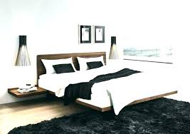 floating bed floating platform bed floating platform bed frame the most with lights low nightstand for floating bed