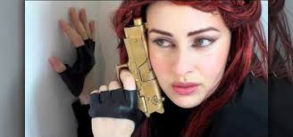 how to get lett johansson s makeup look in iron man 2 makeup wonderhowto