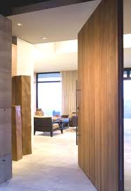 modern wood interior doors. Home Decor Large Pivot Door Insulated Wood Interior Modern Wood Interior Doors