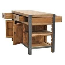 diy portable kitchen island. Kosas Home Willow Pine Portable Kitchen Island (Wooden Island), Brown Diy H