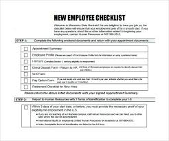 Onboarding Template Excel Free Checklists And Templates It Checklist Hr Manager Job