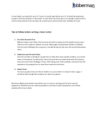Samples Of Cover Page Pdf Cover Letter Samples Daniel Ogboada Academia Edu