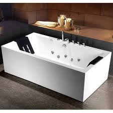 platinum spas genoa 2 person whirlpool bath tub