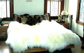 brown faux fur rug pink area popular throw rugs light blanket dark brow white faux fur area rug
