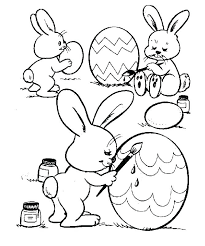 Printable Coloring Pages For Easter Printable Coloring Pages Easter