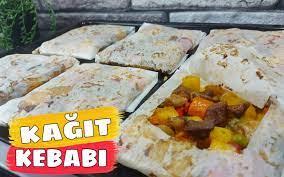 Kurbanlık etle kağıt kebabı nasıl yapılır şahane lezzet! - Internet Haber