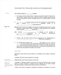 Simple Contractor Agreement Template Contract Agreement Template Pdf