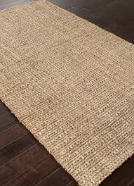 natural woven chunky jute seagrass style rug designer classic