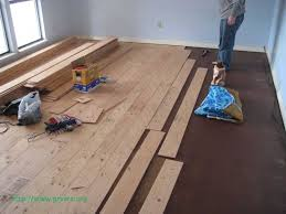 diy laminate flooring on concrete beau real wood floors made from plywood for the home
