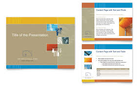 Architectural Powerpoint Template Architectural Firm Powerpoint Presentation Powerpoint Template