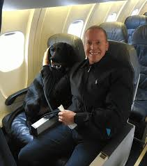 eric and jake on airplane