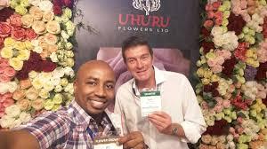 "Flowers from Kenya! on Twitter: ""Uhuru farm, over 10 years in production,  is named after the founder Mr Ivan Freeman #IFTEX2017 Nairobi, Kenya… """