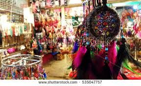 Where To Buy Dream Catchers In Singapore Dreamcatcher Shop Stock Photo 100 Shutterstock 6
