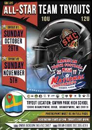Smc All Stars Information The Southern Maryland Ayf Conference
