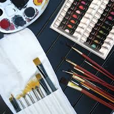 check latest save tags best brushes for acrylic painting