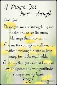 Prayer Quotes For Strength Fascinating Prayer For Inner Strength God Pinterest Inner Strength Bible