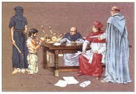 Упадок Испании в веке Новая история Реферат доклад  Пытки испанской инквизиции