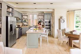 Southern Living Kitchens L Shaped Kitchen Kitchen Layouts And Essential Spaces Southern