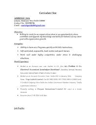 Resume For Radio Jockey Ultimate Sample Resume For Radio Jockey Job