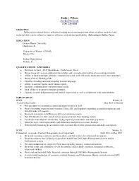 Emiley Wilson Accounting Relocation Resume. Emiley Wilson ekwilson@eiu.edu  (309) 230-6808 OBJECTIVE Enthusiastic and ...