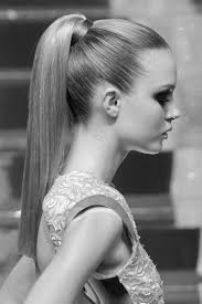 Pony Tail Hair Style sleek cute ponytail hairstyle fmag 5751 by wearticles.com