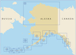 Noaa Chart Numbers Alaska Noaa Nautical Chart Catalog