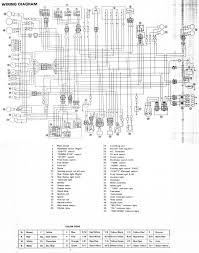 wiring diagrams xj900