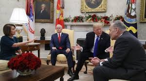Office meeting pictures Meeting Rooms Trump Clashes With Pelosi Schumer In Oval Office Meeting Over Shutdown Fox San Diego Trump Clashes With Pelosi Schumer In Oval Office Meeting Over