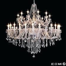 amber crystal chandelier drops hot modern style elegance luxury big baccarat pendant light mod