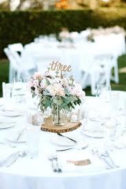 wedding table flower arrangements best garden wedding centerpieces ideas on rustic round round table centerpiece ideas