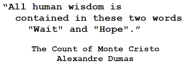 Quoting A Book Simple Quoting The ClassicsThe Count Of Monte Cristo Sammi Loves Books