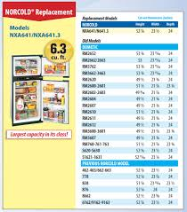 Dometic Replacement Chart Norcold Rv Refrigerator Read This Before Buying Anything