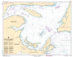 Golfe Du Saint Laurent Gulf Of St Lawrence By Canadian