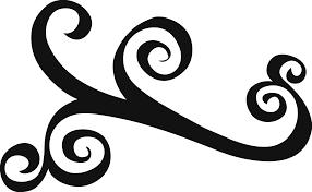 Clipart Design Swirl Design Clipart