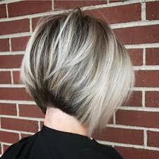10 Gelaagde Bob Kapsel Zie Er Fantastisch Uit In Nieuwe Blonde