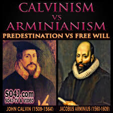Calvinism Vs Arminianism Comparison Chart Election Videos