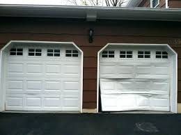 garage door stops when opening garage door stops halfway up door garage garage door sensor alignment garage door