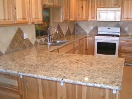 Diy Tile Kitchen Countertops Pros And Cons Of Granite Tile Countertops Free Image