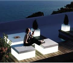LED square light/illuminated LED cube/luminous stool/light-emitting kubo/