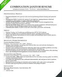 Custodian Resume Template 65746577856 Custodian Resume Template