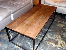 wood coffee table with metal legs wonderful wood coffee tables goods blog inside coffee table metal